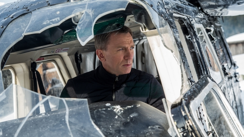 The trust-themed and death-driven SPECTRE has some superb stuff in it