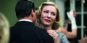 Cate Blanchett talks to Myles Dungan - from the RTÉ archives