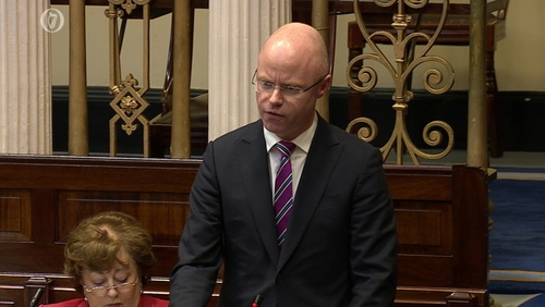 Stephen Donnelly left the Social Democrats last year
