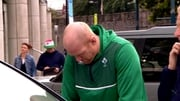 VIDEO: World Cup over, O'Connell leaves Irish team