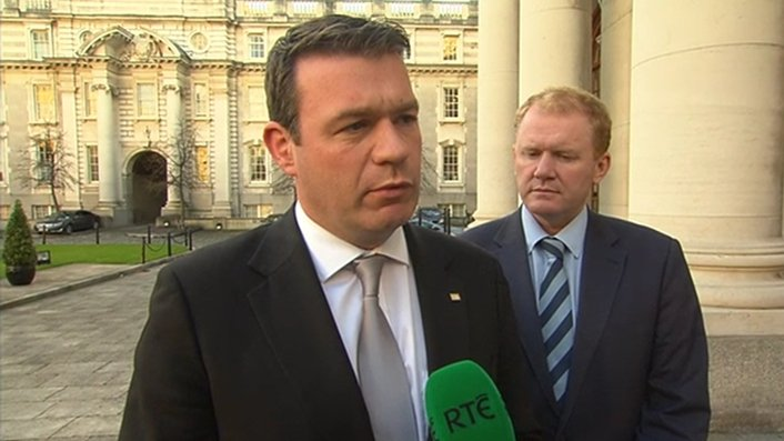 Minister reveals Govt plans to tackle the ongoing rent crisis