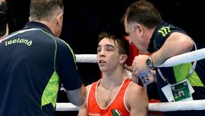 Michael Conlan faces Murodjon Akhmadaliev of Uzbekistan