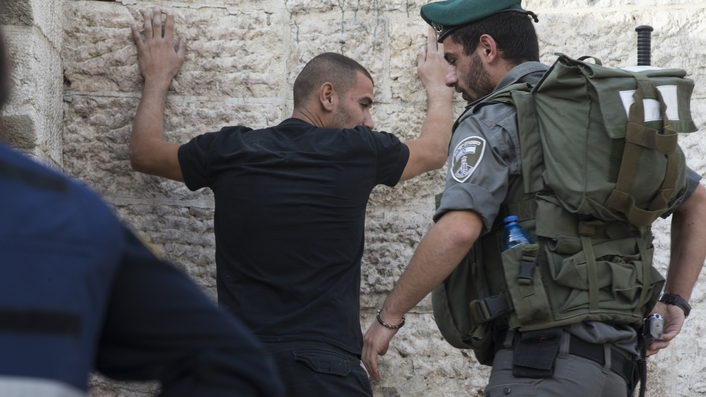 'Extremely tense situation' prevails in Jerusalem