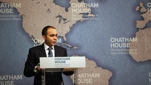 Prince Ali of Jordan is one of the five candidates seeking the FIFA top job