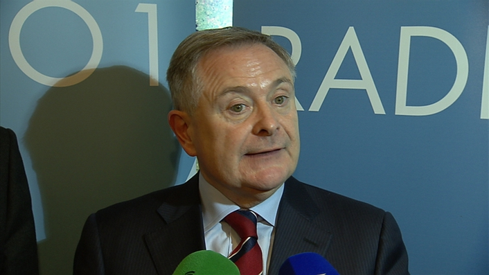 Howlin giving 'very serious reflection' to standing for Labour party leadership