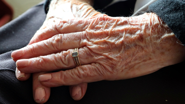 There are almost 48,000 people living with dementia in Ireland