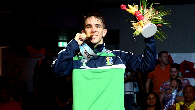 Michael Conlan: Post Fight Interview