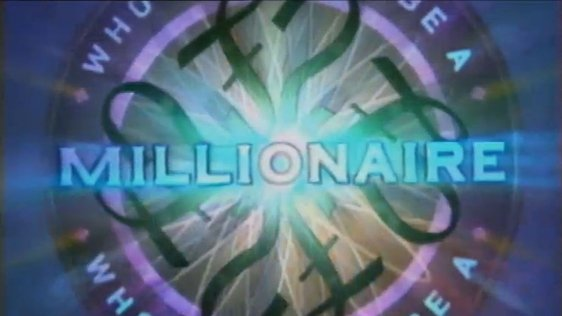 'Who Wants to Be A Millionaire?'
