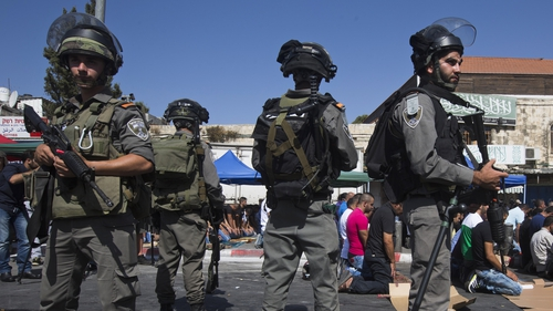 Heightened security in Jerusalem following recent spate of violence