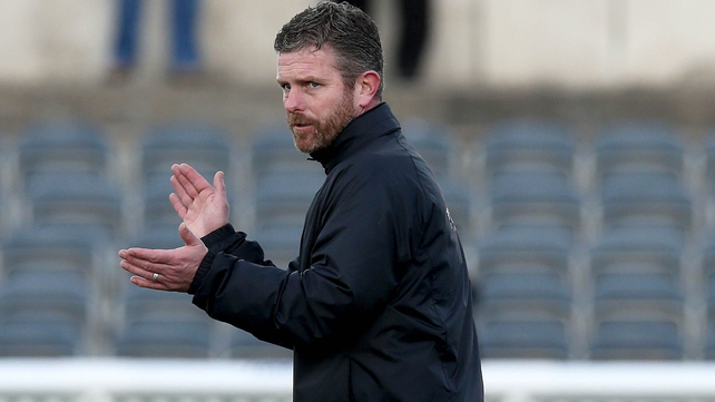 Drogheda boss targets Longford in survival bid