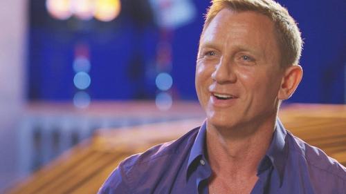 Daniel Craig: Norway here we go . .