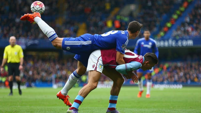 Jack Grealish dropped from Aston Villa squad