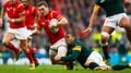 George North ready to cut loose against Ireland