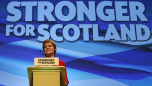 Nicola Sturgeon's speech concluded the three-day SNP party conference