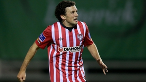 Barry McNamee fired home Derry's winner