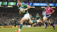 Luke Fitzgerald announces retirement from rugby
