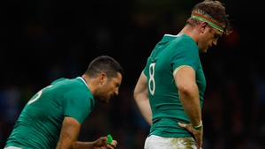 Jamie Heaslip feels Ireland's poor start left them with too much catching up to do