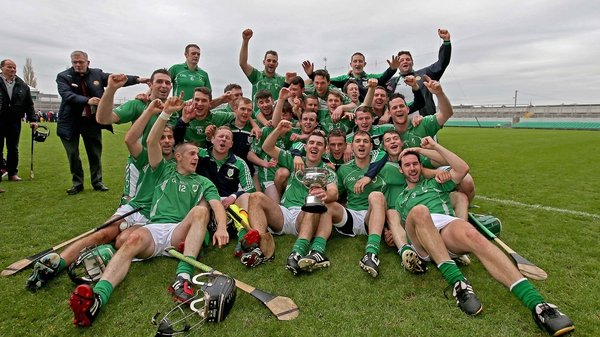 Coolderry were crowned Offaly hurling champions