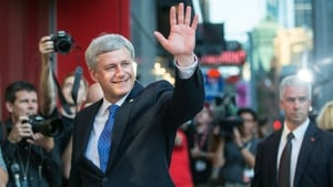 Stephen Harper is seeking a fourth term in office