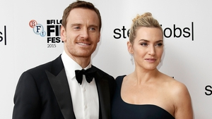 Winslet (with Fassbender) -