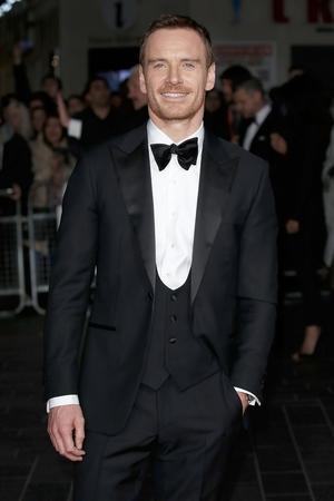 Best Actor: Michael Fassbender,