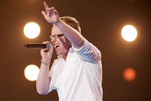Joe McCaul's X Factor journey came to an end last night