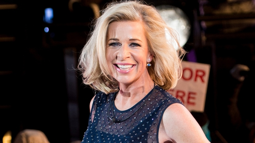 Controversial commentator Katie Hopkins is a guest on tonight's Late Late Show