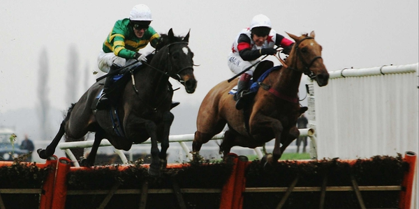 Richard Johnson (R) was runner up to Tony McCoy (R) in the jockey' championship 16 times