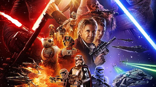 Star Wars: Episode VII - The Force Awakens is released on December 17