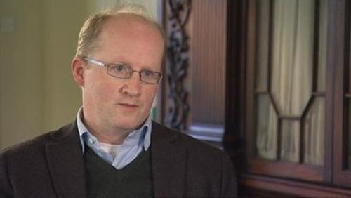 Philip Lane is an economics professor at Trinity College Dublin