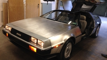 Fewer than 9,000 DeLorean cars were made in Belfast