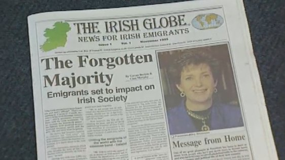 The Irish Globe (1995)