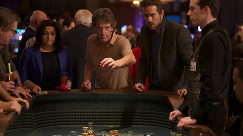 The characters take centre stage as opposed to flashy gambling montages
