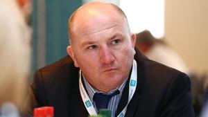 IABA chief executive Fergal Carruth