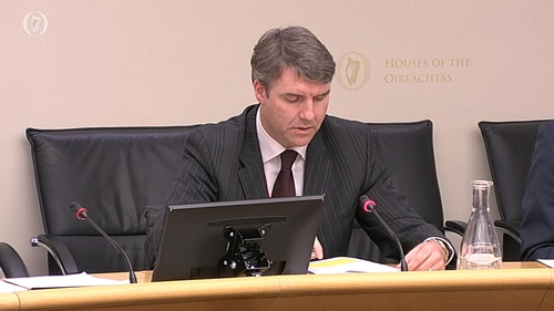 Dr Niall Muldoon disappointed with provisions in the Bill