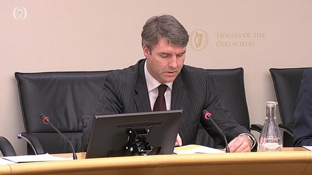 Ombudsman na Leanaí, Niall Muldoon