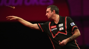 Richie Burnett lost an appeal against his ban