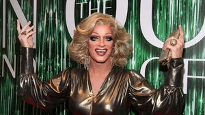 Panti Bliss at the Dublin premiere of The Queen of Ireland