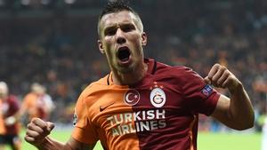 Lukas Podolski wants a new challenge