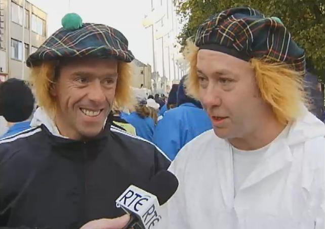 Competitors Dublin Marathon