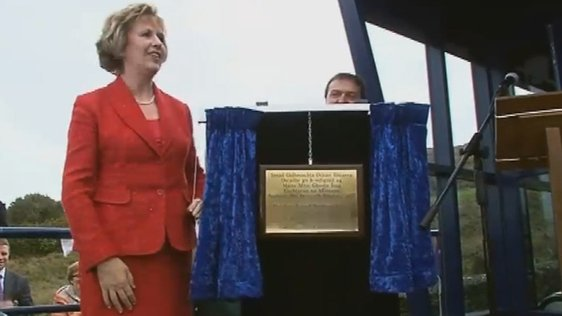 President Mary McAleese 2010