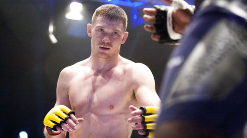 Joseph Duffy will not be fighting on Saturday