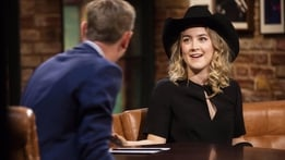 The Late Late Show Extras: Saoirse Ronan