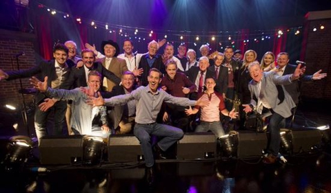 The Late Late Show Extras: Country and Western Special