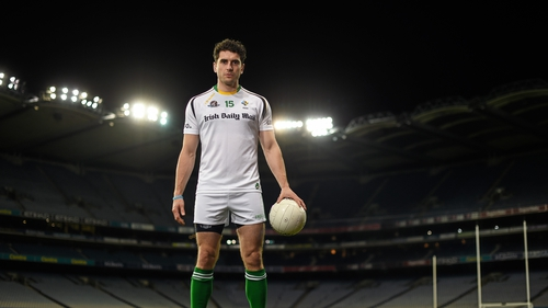 Bernard Brogan will lead Ireland as they bid to regain the Cormac McAnallen Cup