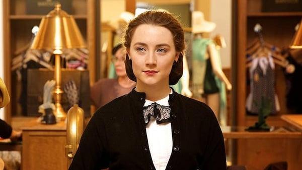 Saoirse Ronan in the Oscar-nominated Brooklyn