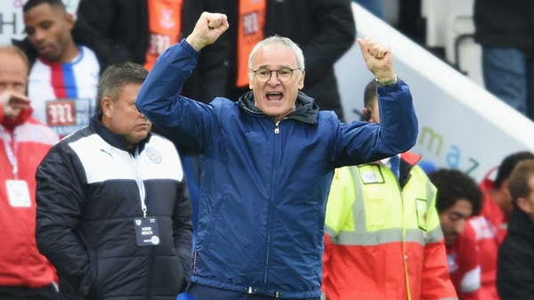 Claudio Ranieri is hoping to see a reaction from his players this weekend