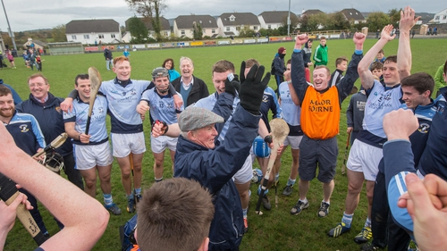 Na Piarsaigh take on Kilmallock in the Limerick hurling final