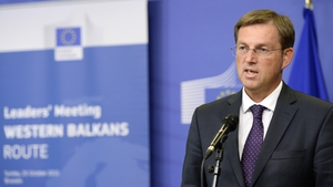Slovenia Prime Minister Miro Cerar sent out a dramatic call to fellow central and eastern leaders in Brussels for emergency talks