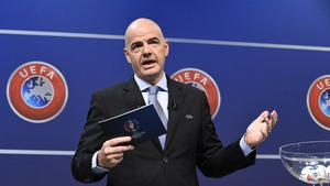 Gianni Infantino believes he has no case to answer